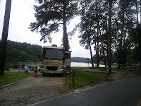 CampgroundCrazy: Georgia Veterans State Park, Cordele, Georgia