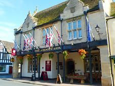 The Snooty Fox in Tetbury = Why not stay in a beautiful Cotswolds hotel? http://www.cotswoldhotelbreaks.com