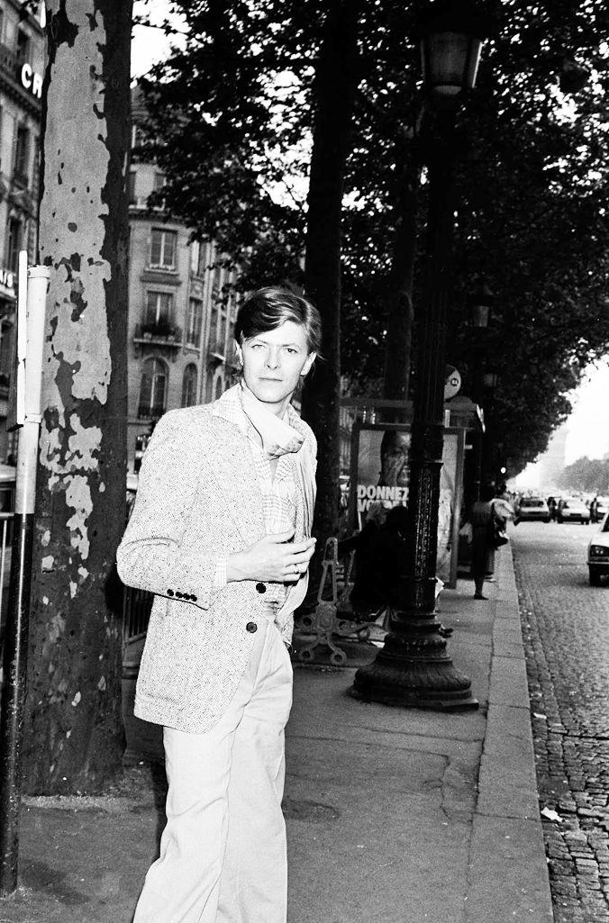 mabellonghetti: David Bowie photographed by Jadran Lazic, 1977