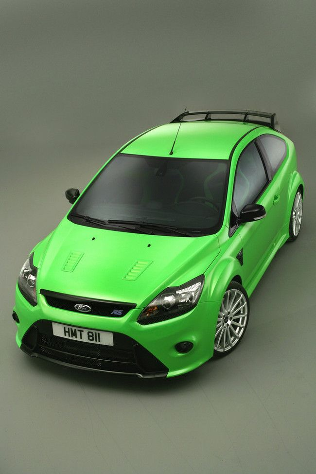 Ford Focus RS Follow us - Sexy Sport Cars