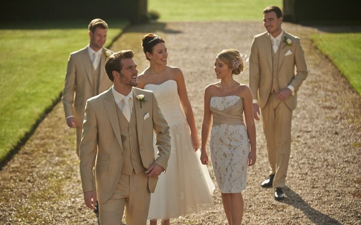 Wedding & Formal Suit Hire For Men & Boys