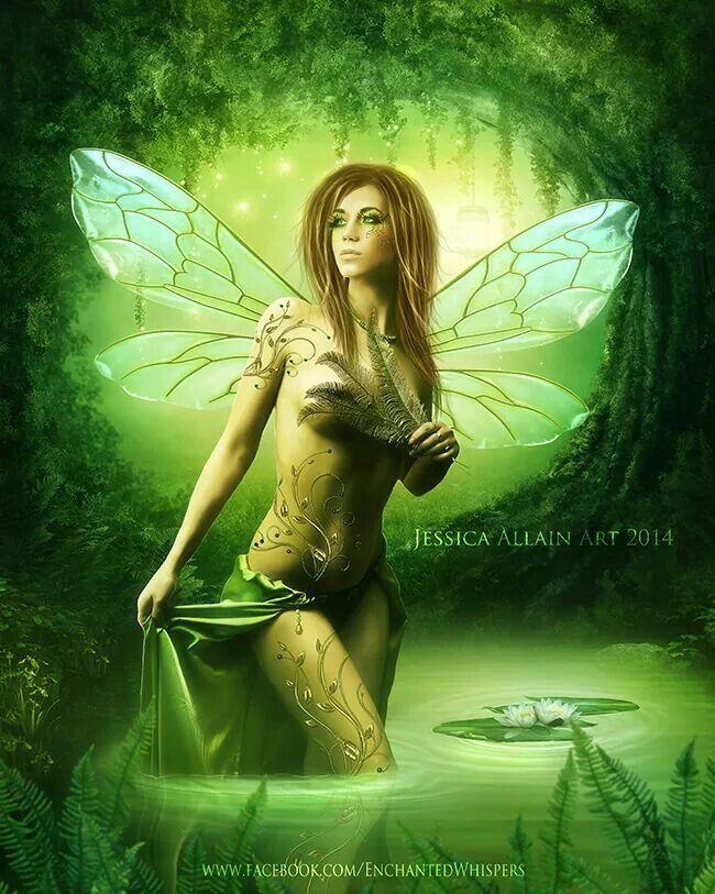 Confirm. Fantasy fairy art share