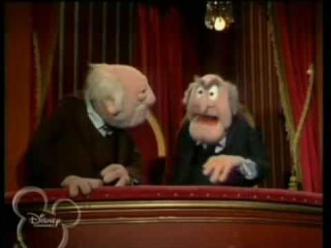 Statler and Waldorf compilation. My Favorite Muppets - Always make me laugh  :)
