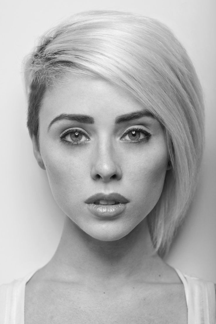 Hairstyle According To My Face 135 Best Images About Short Hair On Pinterest Bobs Short Hair