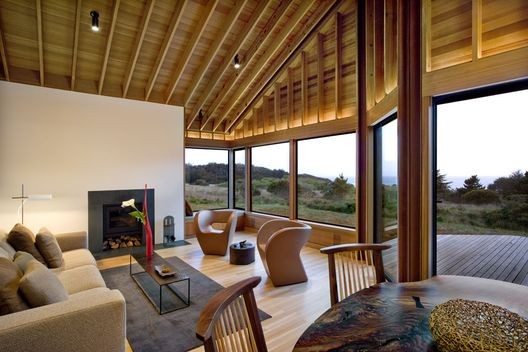 Sea Ranch Residence / Turnbull Griffin Haesloop | ArchDaily