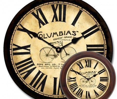 44 best Wall Clocks images on Pinterest | Wall clocks, Clock wall ...