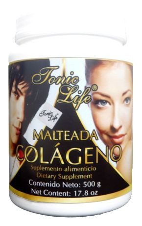 Colágeno Hidrolizado de Tonic Life