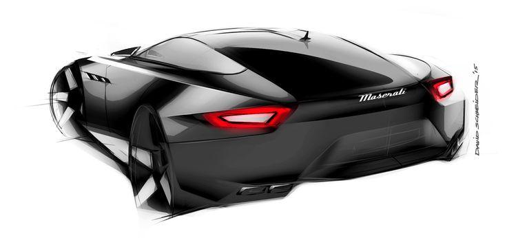Maserati - David Schneider