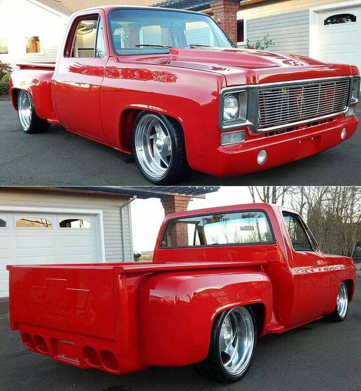Chevy On Pinterest: 198 Best Images About C10's On Pinterest