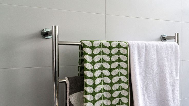 Along with luxury inclusion of a heated towel rail.
