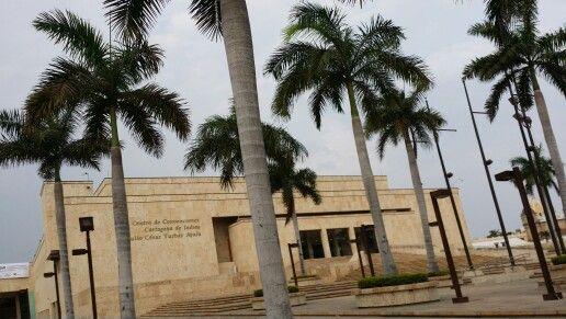 Centro de Convenciones en Cartagena de Indias,Colombia