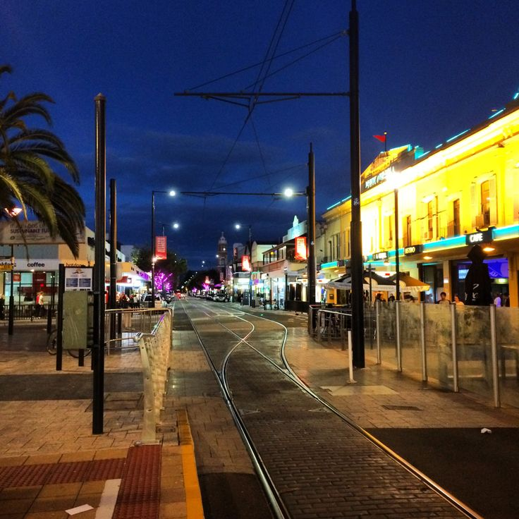 Before Midnight (Moseley Square - Glenelg Beach, Adelaide)