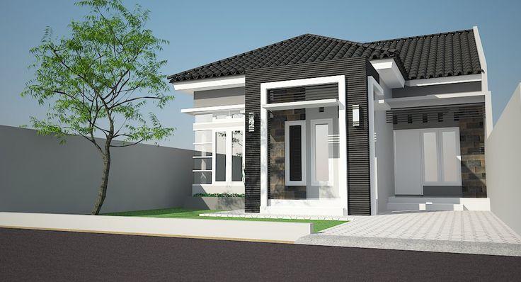Model Atap Genteng Rumah Minimalis