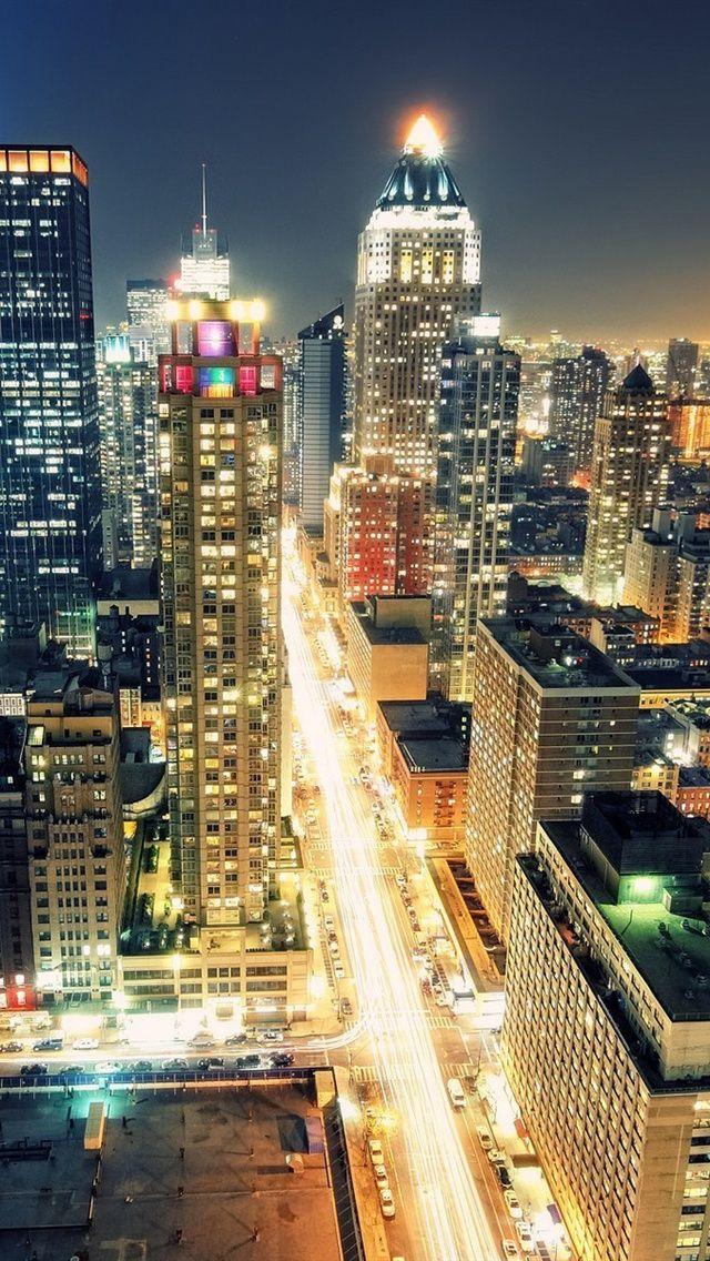 夜景 キラキラ イルミネーション 幻想的 都会的 光のライン 都会の夜 煌びやか 眠らない街 風景観建築画 風景 東京 風景