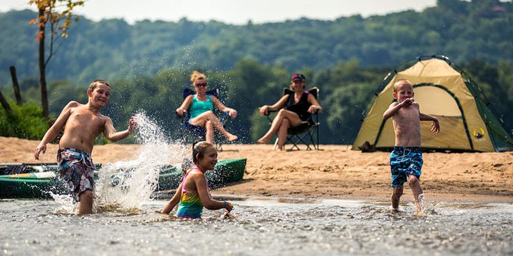 Canoeing and camping the Lower Wisconsin River offers the opportunity to take in some of the prettiest views Wisconsin has to offer. Find out more here!