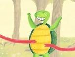 lied schildpad en haas (via Schooltv, doorklikken)