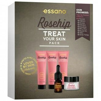 ESSANO Rosehip Treat Your Skin Pack 5 pack