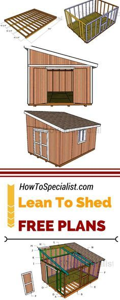 Check out how to build a 12x16 lean to shed for your for 12x16 kitchen plans