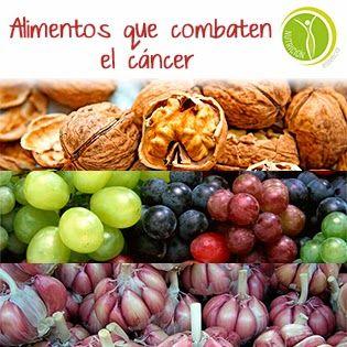 Nutricion Estetica: 3 alimentos que combaten el cáncer. NUTRICIONISTA ...