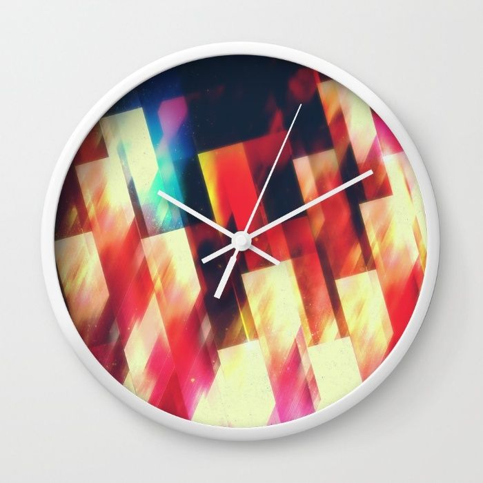 Brain circus Wall Clock