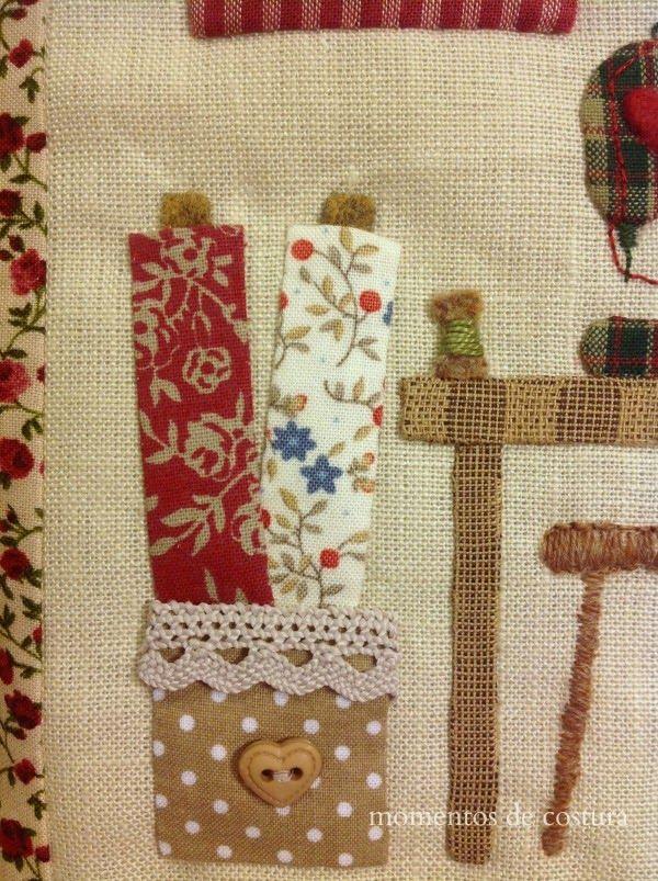 Las 25 mejores ideas sobre labor de retales en pinterest y - Patrones colchas patchwork ...