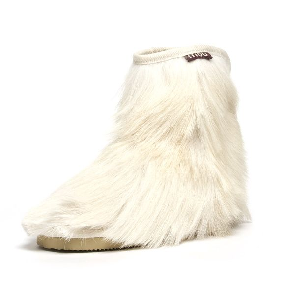 goatskin cowboy ankle. The gorgeous goatskin cowboy ankle boot is perfect for glamorous après-ski relaxation. Constructed in macedonian goatskin with tassle detail.   #mou #mouboots