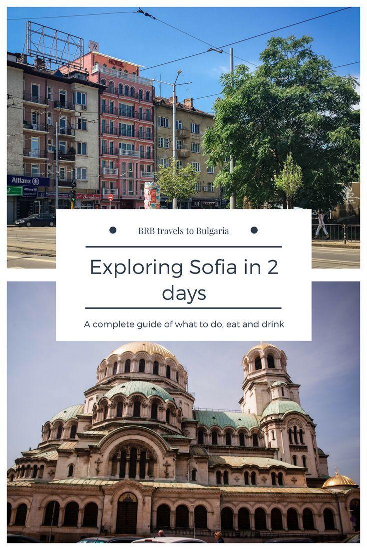 Explore Sofia in 2 days