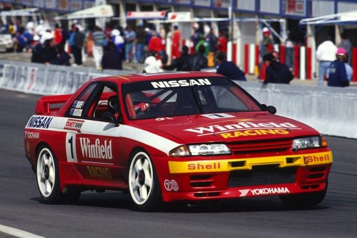 Skyline GT-R - synonym for Nissan's racing history