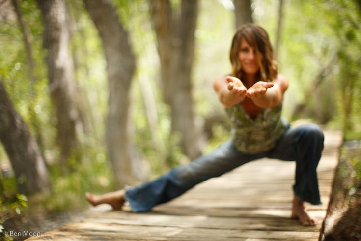 yoga to cure pain - got to be worth ago