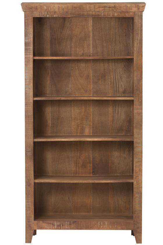 Holbrook 5-Shelf Bookcase - Wood Bookcase - Real Wood Bookcase - Wooden Bookcases | HomeDecorators.com