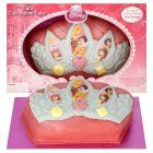 Disney Princess Celebration Cake 1.2kg sainsburys