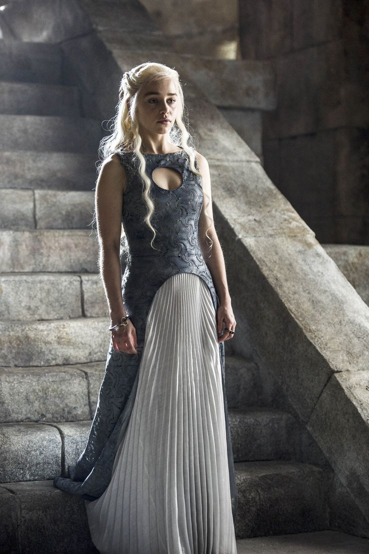 daenerys targaryen blue white - photo #2