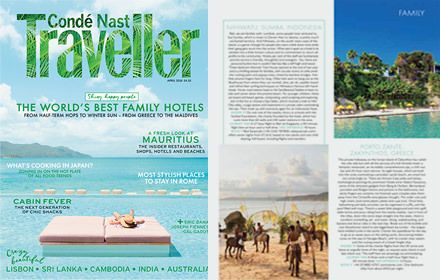 We are proud to announce that the luxury villa resort Porto Zante Villas & Spa in Greece has been selected as one of the 25 World's Best Family Hotels for 2016 by Condé Nast Traveller magazine UK! https://portozante.com/blog/article/25_best_family_resorts_in_the_world #greece #zante #zakynthos #luxury #villa #hotel