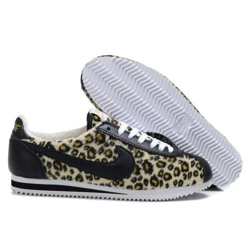 Langar! Nike Leopard cortez