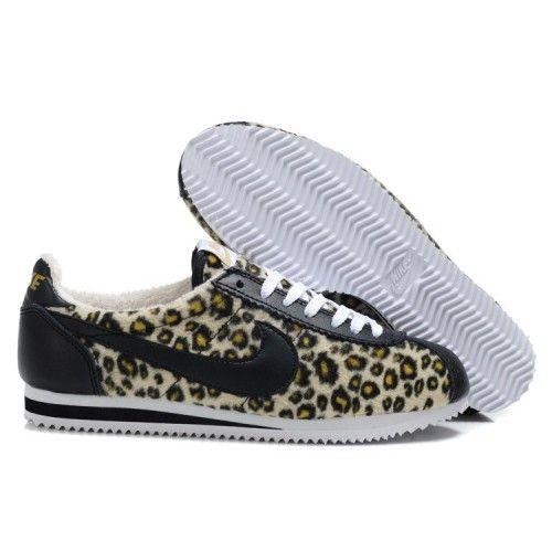 Nike Classic Cortez Leopard Print Shoes saiz.co.uk 138a20c60
