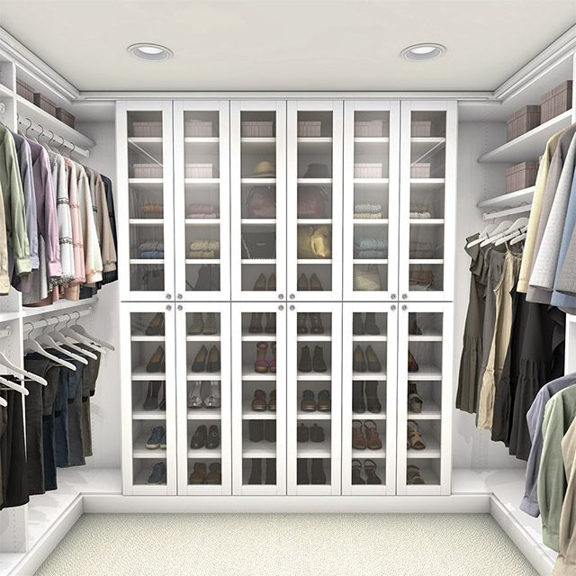 Custom Closets & Custom Closet Design   The Container Store
