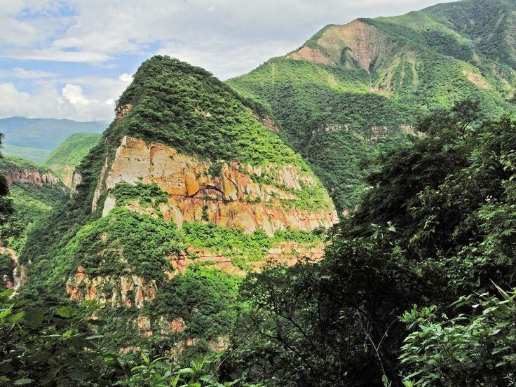 Valle Grande - Selva de Los Yungas - Provincia de jujuy