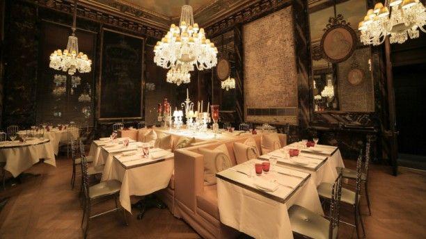 Restaurant Cristal Room - Guy Martin à Paris (75016) : Tour Eiffel - Champ de Mars, Champs-Elysées - menu, avis, prix et réservation