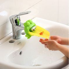 Faucet Extender For Children Toddler Kids Hand Washing