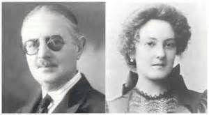 Don Salvador y Doña Laura, padres del Presidente Salvador Allende Gossens.
