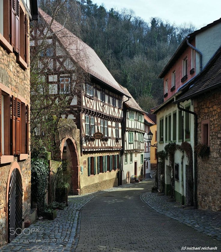 Tanners Quarters Weinheim/Germany by manateemr