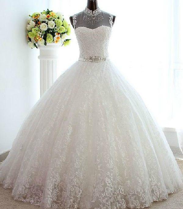 6 styles de robes de mariée a voir absolument