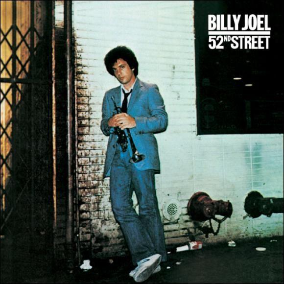 Billy Joel 52ND ST