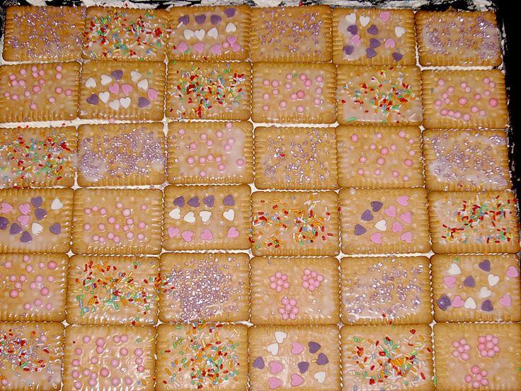 Gummibärchen - Kuchen 4