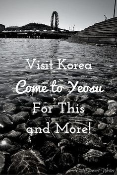 Visit Yeosu South Korea