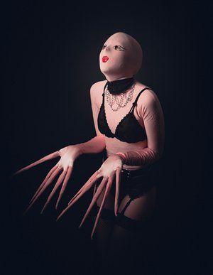 We own the night: London's stunning alt-drag stars – Damien Frost -Monsterlune on Claredale Street