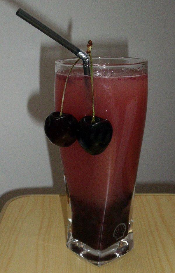 Růžovo-fialové osvěžení