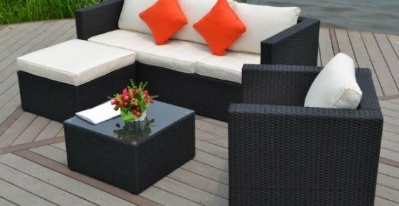 Salon De Jardin Tresse Esthetique Pratique Et Confortable