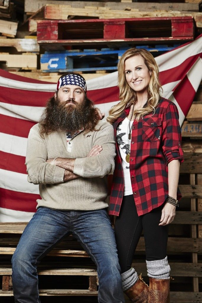 sneak peek commander life apparel by willie and korie robertson - Jase Robertson Halloween Costume