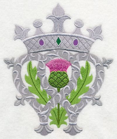 ... Thistle Celtic Gaelic Symbol